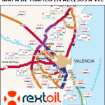 mapa trafico